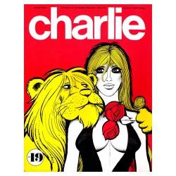 Georges Pichard - Charlie Mensuel no 19