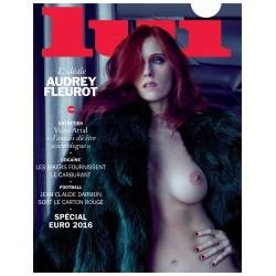 Audrey Fleurot - Lui magazine june 2016