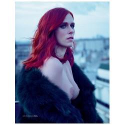 Audrey Fleurot - Lui magazine june 2016 2
