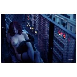 Audrey Fleurot - Lui magazine june 2016 3