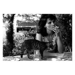 Francois Le Diascorn - Juliette Binoche - Les amants du pont neuf