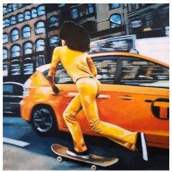 Thomas Saliot - Yellow and Fast