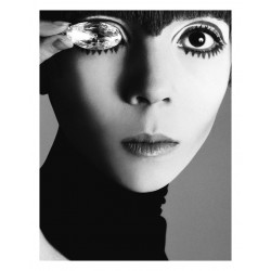 Richard Avedon - Penelope Tree - NY 1967