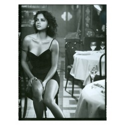 Vincent Peters - Adriana Lima - Vogue Italie