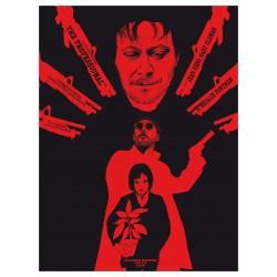 Chris Thornley - aka Rai - movie poster Leon