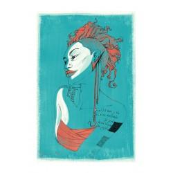 dWam - Maya Mihindou portrait