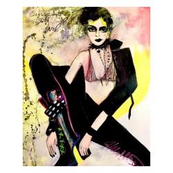 Holly Albright - Sunnyside Goth Girl