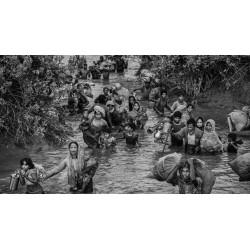 Kevin Frayer - L exode des Rohingyas