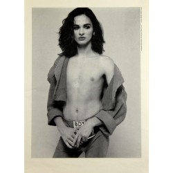 Bettina Rheims - Modern lovers