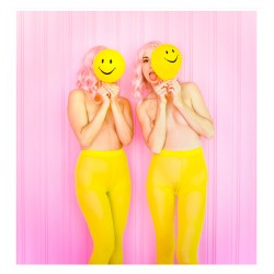 Javiera Estrada -Put on a Happy Face