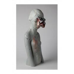 Gosia - Decay sculpture