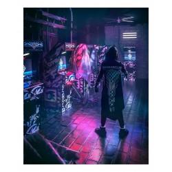 Jonathan Plesel - Neon Dystopia