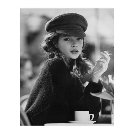 Kate Garner - Kate Moss - sixteen years old
