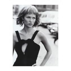 Peter Lindbergh - Kate Moss - Harper s Bazaar sep 1994