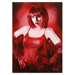 Philippe Jacquot - Femme aux cheveux rouges_pa_red_pinu