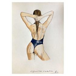 Remy Margariti - Clemence en confinement