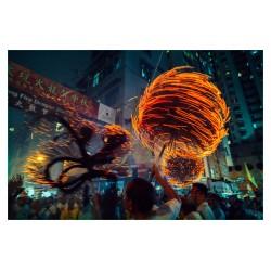 Julia Wimmerlin - Fire Dragon Dance