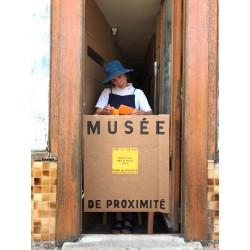 Tamaya Sapey-Triomphe - Ouverture Musée de proximité 29...