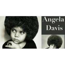 Angela Davis - and others celeb famous black women - video