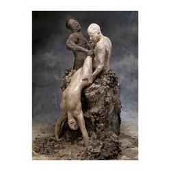 Alain RIVIERE LECOEUR - Chairs de Terre 6_ph_nude_dark