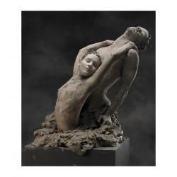 Alain RIVIERE LECOEUR - Chairs de Terre 7_ph_nude_dark