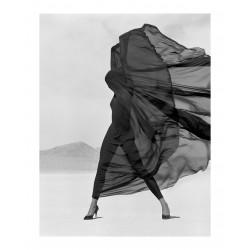 Herb Ritts - Versace - Veiled Dress - 1990_ph_mast_bw_nude
