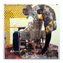 Njideka Akunyili Crosby - Side by Side