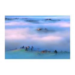 Giuseppe Tomelleri - misty Sunrise NR1 - MFIAP EFIAP D2PID_ph_land_blue