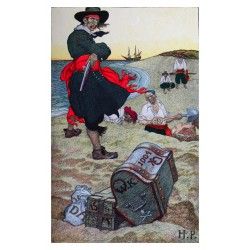 Howard Pyle - book of pirates - 1921_pa