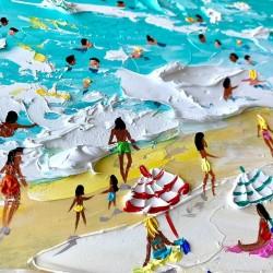 Alena SHYMCHONAK - SUMMER BEACH KNIFE pa