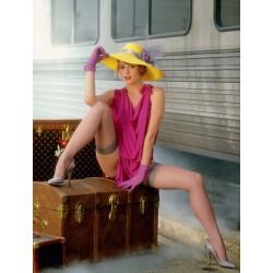 Barbara Edwards - playmate Playboy  june 1984