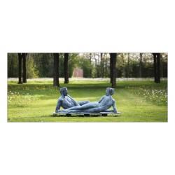 Jean Marc de Pas - Le Jardin des Sculptures - Chateau de Bois Guilbert_sc_scul