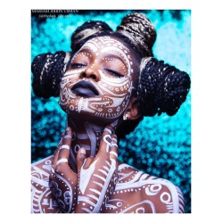 Mascoteda Creative Studio - tribal body art 4_au_afri_body