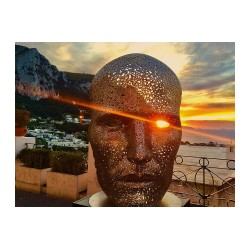 Young Deok Seo - Unchained - Open Air Exhibition - Capri...