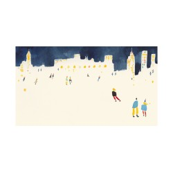 Nomoco - Kazuko Nomoto - Happy holiday