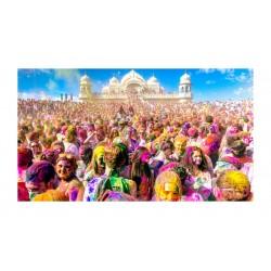 Anonym - Gokula Holi Festival  - India