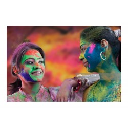 Hemant Mehta - Holi Fest - India - gettyimages_ph