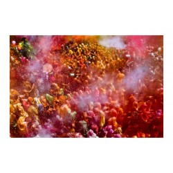 Marc Seiler - Holi Fest 1 - India 1991_ph