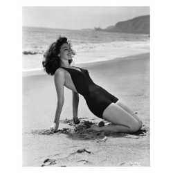Ava Gardner - movie THE KILLERS 1946_ph_topm_bw_vint