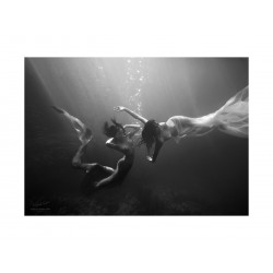 Vitaly Sokol - dance sous-marine_ph_bw_nude