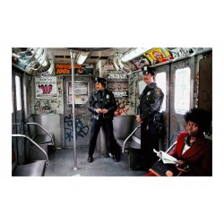 Martha Cooper - NY Subway Art - 1980