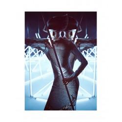 Charles Guo - model Wang Xiao - stylist hao Jia - Harper...