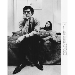 Christo and Jeanne Claude - young_au_bw