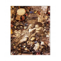 Vik Muniz - Diana and Endymion - after Franceso Mola -