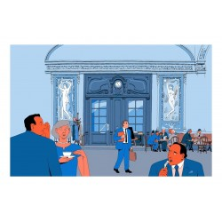 Vincent MAHE - French Parlement Cafe_di