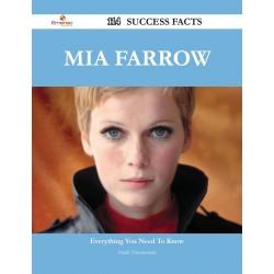Mia Farrow - book  Success Facts - Maria de Lourdes Villiers