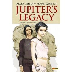 Mark Millar - Jupiters Legac
