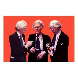 Stephen Verona - Andy Signing - Andy Warhol_di