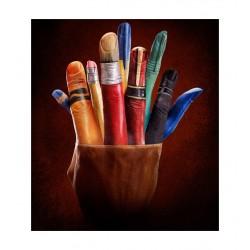 Annie Ralli - hand paint 2_au_body_funn