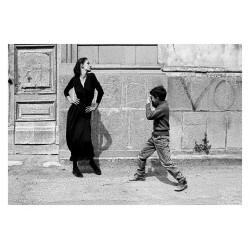 Ferdinando Scianna - Marpessa - Caltagirone - 1987_ph_vint_bw